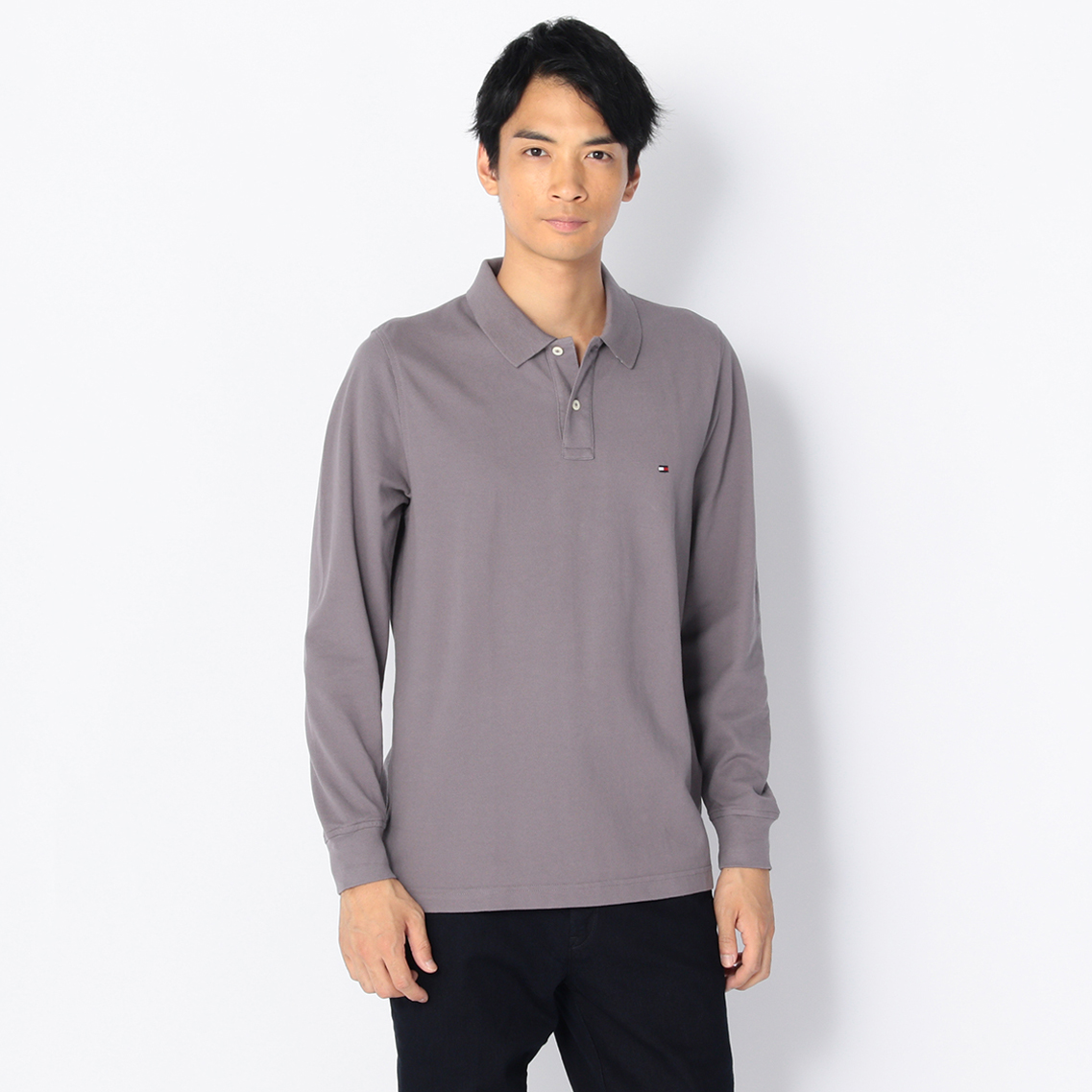 SLIM FIT POLOSHIRT