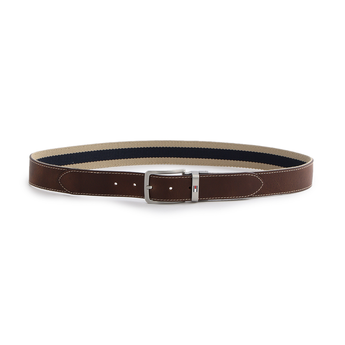 3.5 TH STRIPE REVERSIBLE BELT