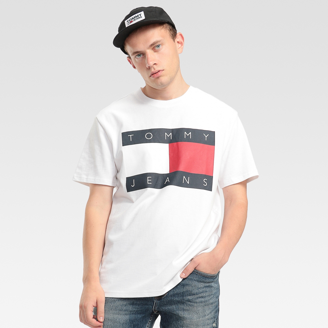 BIG FLAG T-SHIRT