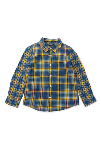 HERITAGE CHECK SHIRT L/S