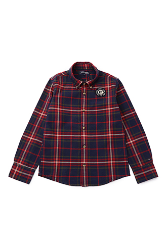 TRADITIONAL CHECK SHIRT L/S