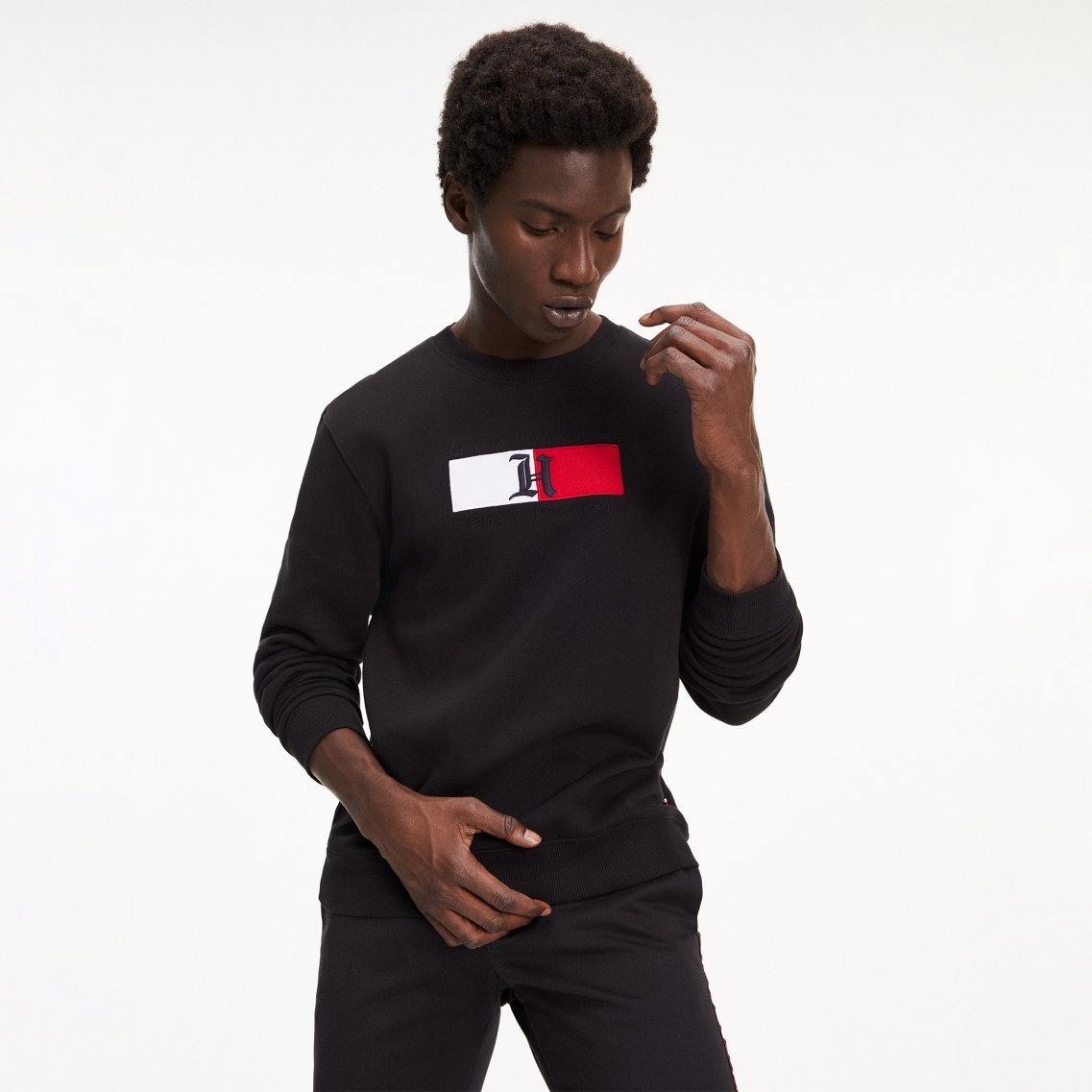 Lewis Hamilton Relaxed Fit Sweatshirt