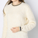 KIDMOHAIR TEDDY BLEND SWEATER