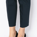 STRETCH TECHNO COTTON ANKLE PANT