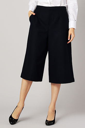 COTTON WOOL CULOTTE