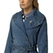 Denim Trench Gigi Hadid